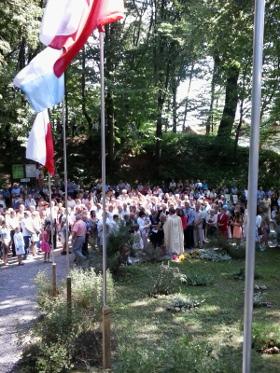 Grodzisko-Uroczystość Wniebowzięcia NMP 15.08.2017r.