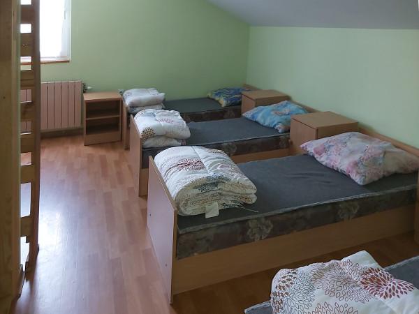 Pokoje 4 osobowe w Grodzisku koło Ojcowa